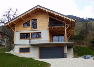 Villa contemporaine Pinget